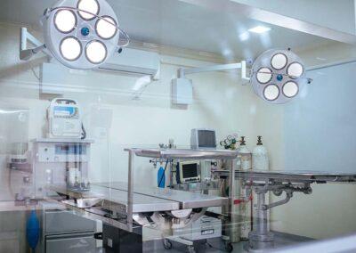 Sala de Cirugia